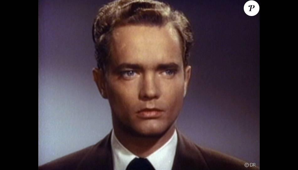 Douglas Dick dans La Corde en 1948.