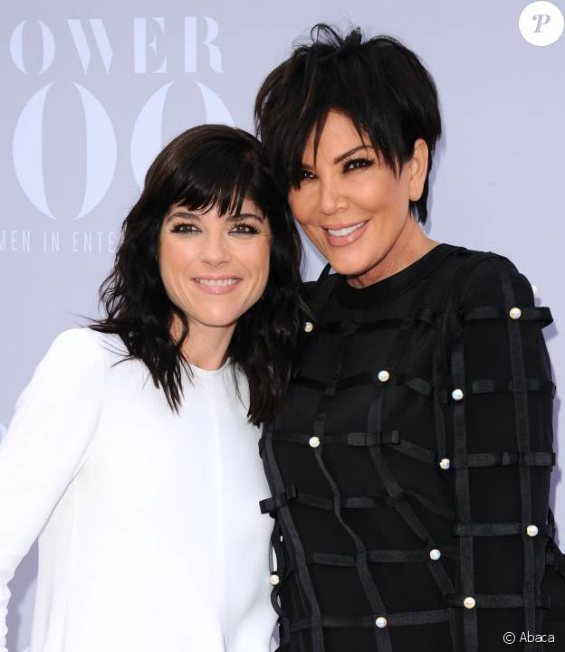 Selma Blair, Kris Jenner, during The Hollywood Reporter`s 24th Annual Women In Entertainment Breakfast in Los Angeles, CA, USA on december 9, 2015. Photo by Sara De Boer/Startraks/ABACAPRESS.COM09/12/2015 - Hollywood