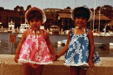 Kim et Kourtney Kardashian, enfants : La photo improbable postée par leur maman