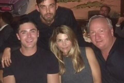 Zac Efron retrouve Lori Loughlin : 10 ans après, ils n'ont (presque) pas changé