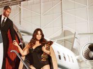 Ashley Graham : Sous-vêtements sexy, la bombe pulpeuse revient en forme(s) !