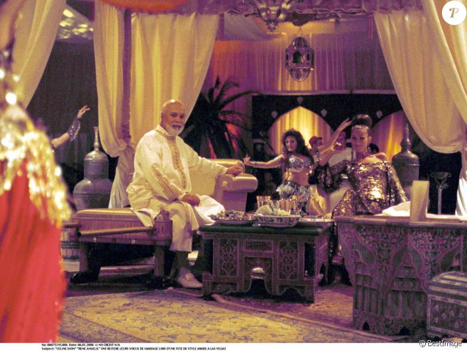 renouvellement de mariage de cline dion et ren le 6 janvier 2000 - Renouvellement Voeux Mariage Las Vegas