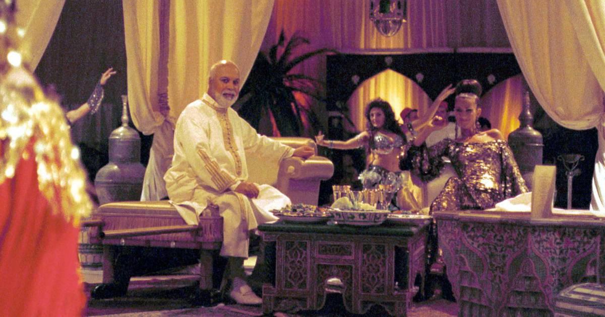 Renouvellement de mariage de Céline Dion et René, le 6 janvier 2000.