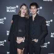 Pierre Niney et sa compagne Natasha Andrews : Les amoureux de sortie