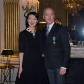 """Michael Keaton, ému à Paris : """"C'est l'un des plus beaux jours de ma vie"""""""