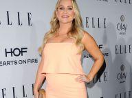 """Jessica Capshaw, enceinte : La star de """"Grey's Anatomy"""" dévoile ses rondeurs..."""