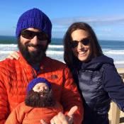Natasha St-Pier : Instantané de bonheur avec son fils Bixente et son compagnon