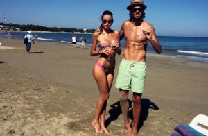 Vanessa Lawrens et Julien Guirado : Vacances de rêve pour leurs 2 ans d'amour !