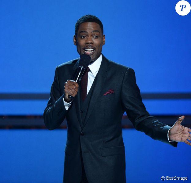 Chris Rock - 14ème cérémonie des BET Awards à Los Angeles. Le 29 juin 2014