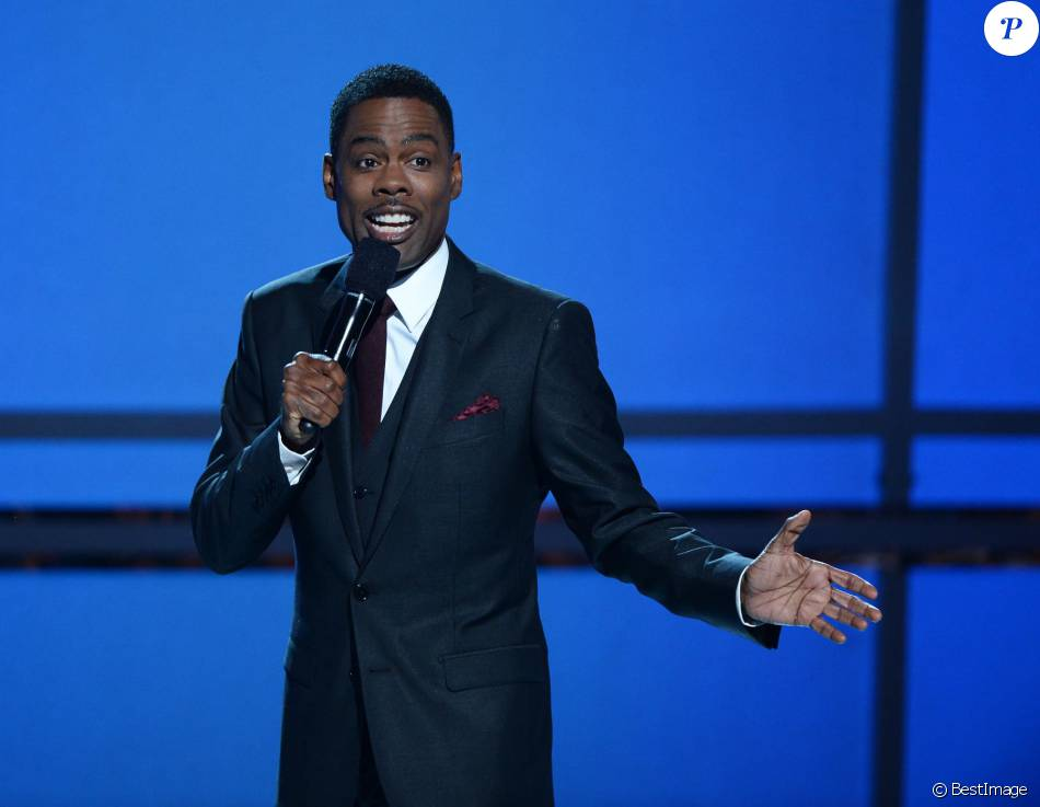 Chris Rock - 14ème cérémonie des BET Awards à Los Angeles. Le 29 juin 2014