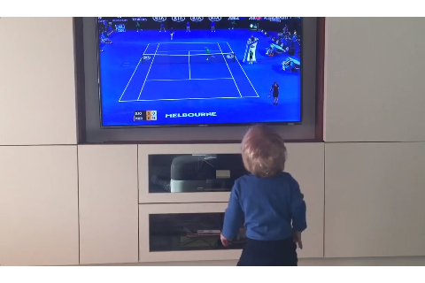 Novak Djokovic : Son fils Stefan, adorable supporter effrayé par Andy Murray