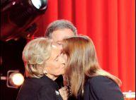REPORTAGE PHOTOS :  Carla Bruni et Bernadette Chirac, quand des premières dames se font la bise...