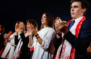 Pauline Ducruet : Court vêtue et en famille, final de charme pour New Generation
