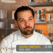 Top Chef 2016 - Xavier insulté sur Twitter : Le scandale du jus d'orange !