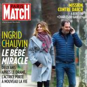 Ingrid Chauvin est enceinte, presque deux ans après la mort de Jade