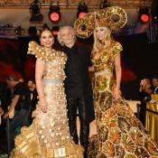 Ornella Muti : Star d'un défilé gourmand, devant une Mena Suvari survoltée