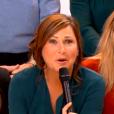 """Evelyne Thomas - Emission """"C'est mon choix"""" sur Chérie 25. Février 2016."""