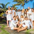 Le casting réuni - Photos officielles des Anges 8 : Pacific Dream