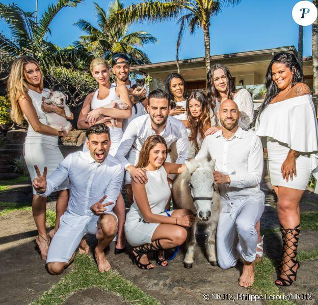 Le casting prend la pose - Photos officielles des Anges 8 : Pacific Dream