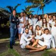 Le casting avec Fabrice Sopoglian - Photos officielles des Anges 8 : Pacific Dream