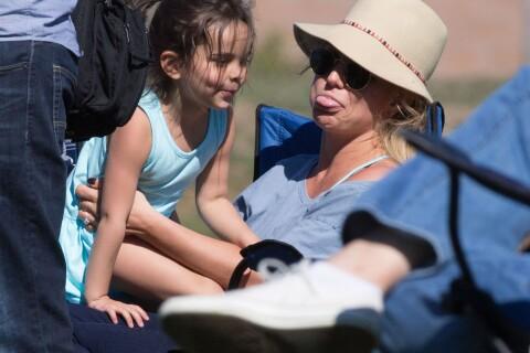 Britney Spears complice avec sa nièce Lexie : Un après-midi sport et famille