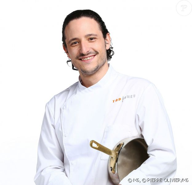 Pierre Meneau, candidat de Top Chef 2016