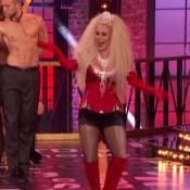 "Christina Aguilera surprend Hayden Panettiere faisant sa ""Lady Marmelade"" !"