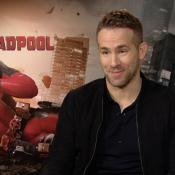 """Ryan Reynolds : """"J'espère que ma fille me voit comme un super-héros"""""""