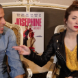Interview de Sarah Suco et Medi Sadoun pour le film Joséphine s'arrondit - février 2016