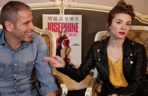 Joséphine s'arrondit : Zoom sur le duo craquant Sarah Suco et Medi Sadoun