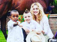 Madonna nostalgique tandis que Rocco change de tête : La guerre continue