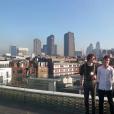 Le groupe Viola Beach à Londres le 21 janvier 2016.