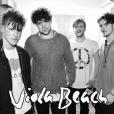 Le groupe Viola Beach, dont les quatre membres ont été tués dans un accident de voiture entre vendredi 12 et samedi 13 février.