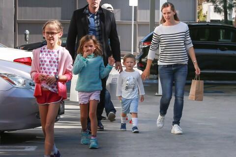 Jennifer Garner : La Saint-Valentin avec ses enfants... et son ex Ben Affleck !