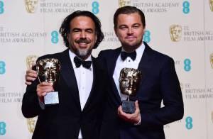 BAFTA 2016, palmarès en photos : Sacre de The Revenant et Leonardo DiCaprio