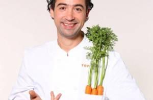 Top Chef 2016, Pierre Augé revient pour soutenir Franck :