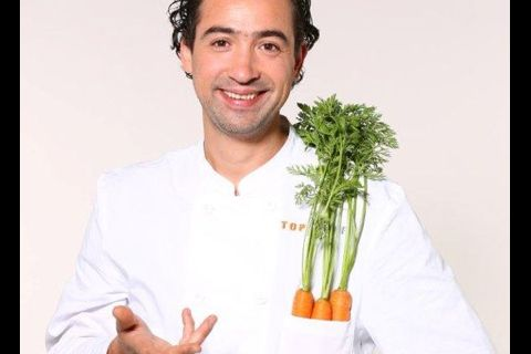 """Top Chef 2016, Pierre Augé revient pour soutenir Franck : """"Je l'aime beaucoup"""""""