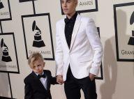 Justin Bieber et son frère Jaxon: Le mini-sosie fait sensation aux Grammy Awards