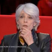 """Françoise Hardy, mourante et sauvée par Thomas : """"J'ai regretté de me réveiller"""""""