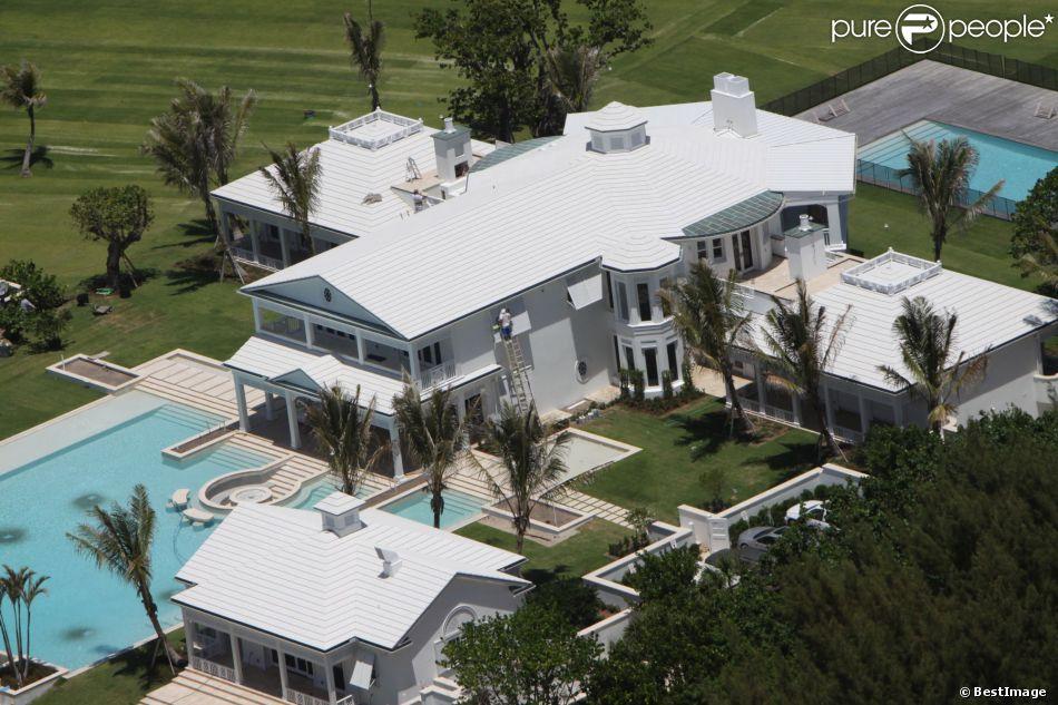 C line dion met en vente sa maison de jupiter island en - La maison de celine dion ...