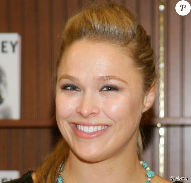 Ronda Rousey à Las Vegas le 23 mai 2015
