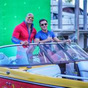 """Zac Efron et Dwayne Johnson : Duo musclé et déconneur pour """"Alerte à Malibu"""""""