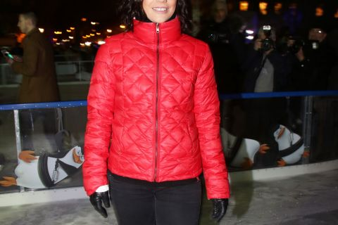 Nathalie Péchalat : Ses retrouvailles avec la glace...