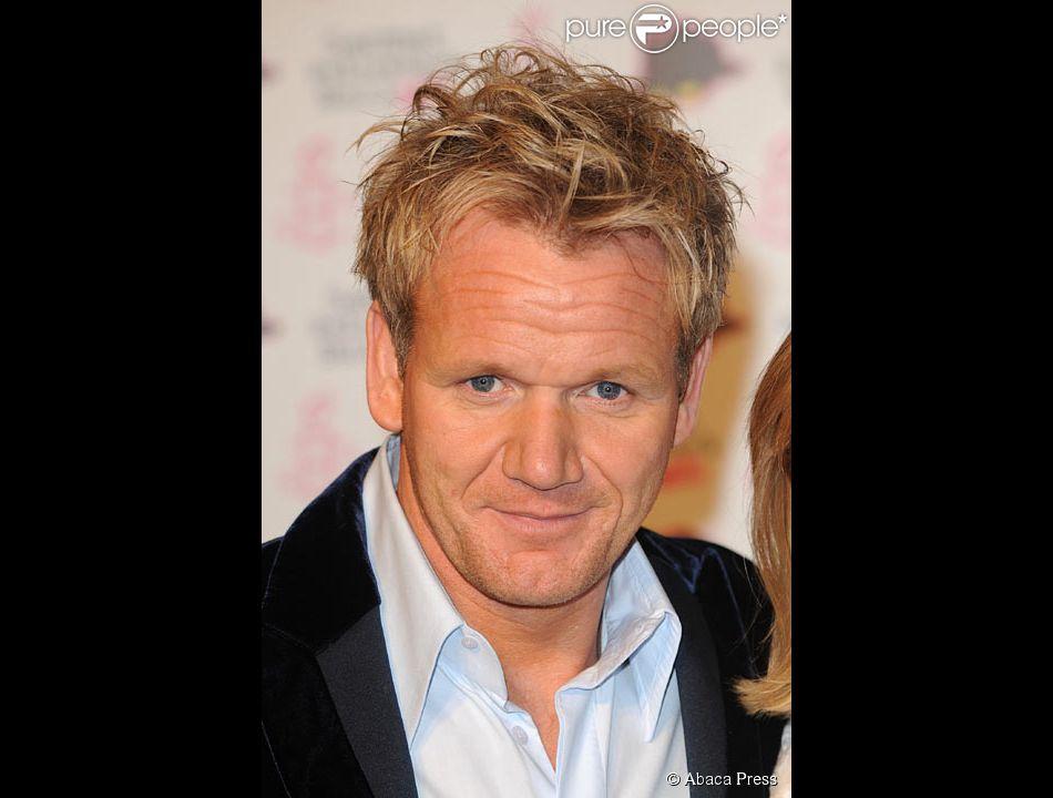Gordon ramsay chef cuisineir anglais - Chef de cuisine en anglais ...