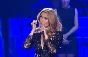 Céline Dion, l'émouvant retour :