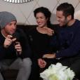 Interview de l'équipe du film Pattaya, Franck Gastambide, Malik Bentalha, Anouar Toubali et Sabrina Ouazani.