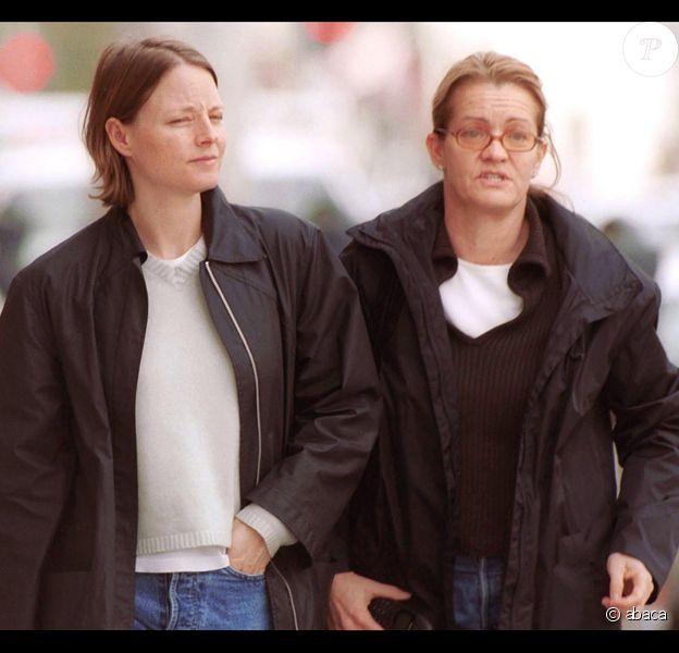 Cydney Bernard et Jodie Foster