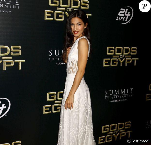 """Elodie Yung - Avant-première du film """"Gods of Egypt"""" à New York. Le 24 février 2016"""