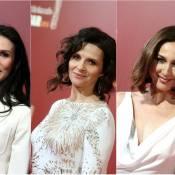 Juliette Binoche, Marie Drucker, Elsa Zylberstein... En beauté pour les César !