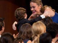 Jacob Tremblay, 9 ans, et Brie Larson : Câlins, selfies... Duo craquant aux Oscars